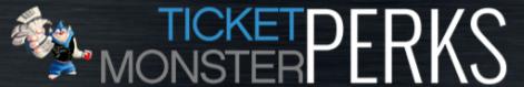 Ticket Monster Perks